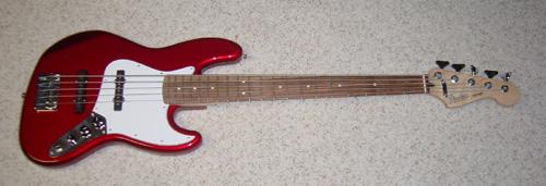 Fender Jazz Bass Standard V