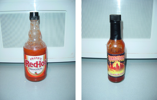 Hot sauce images