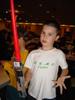 Ник с лазерен меч