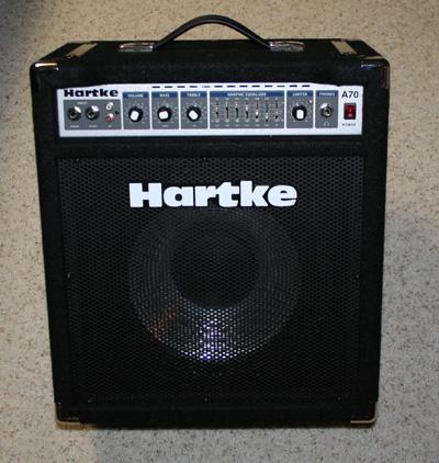 Hartke A70 Bass Amp